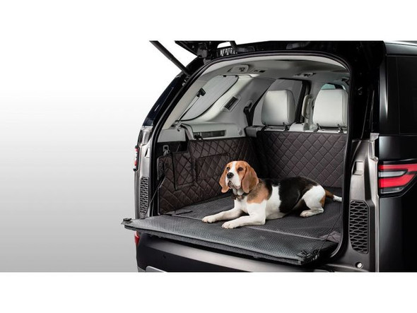 JGS4x4 | Land Rover Discovery 5 L462 Quilted Boot Loadspace Protector - VPLRS0536LR