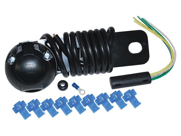 JGS4x4 | Land Rover Universal 12N 7-Pin Towing Electrics Kit - DA1126