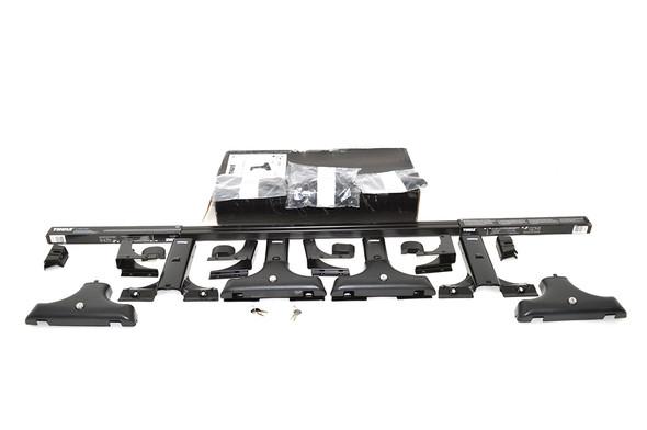 JGS4x4 | Land Rover Defender Thule Roof Bars Gutter Mount - DA2990