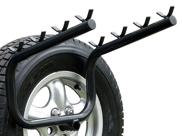 JGS4x4 | Land Rover Discovery 2 L318 Bike Rack Bicycle Carrier 4 Bikes - DA4119