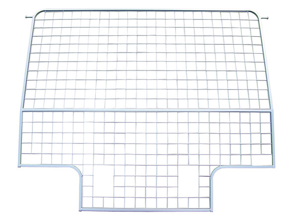 JGS4x4 | Land Rover Defender 110 Dog Guard Full Height Single Piece Mesh Type - STC7555