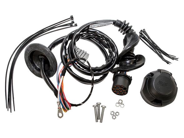 JGS4x4 | Land Rover Discovery Sport 13-Pin Trailer Caravan Electrics Socket (No spare wheel) - VPLCT0182