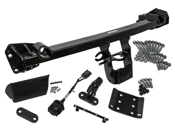 JGS4x4 | Land Rover Discovery 5 L462 Adjustable Height Tow Bar - VPLRT0175LR