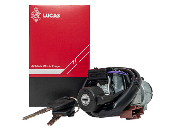 JGS4x4 | Land Rover Discovery 1 300TDi Ignition Steering Lock Lucas Classic - STC1435LUCAS