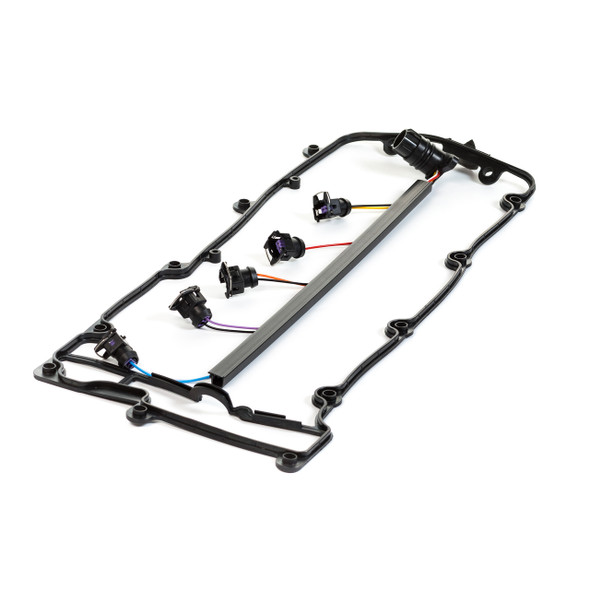 JGS4x4 | Land Rover Defender Td5 15P Fuel Injector Harness With Rocker Gasket -
