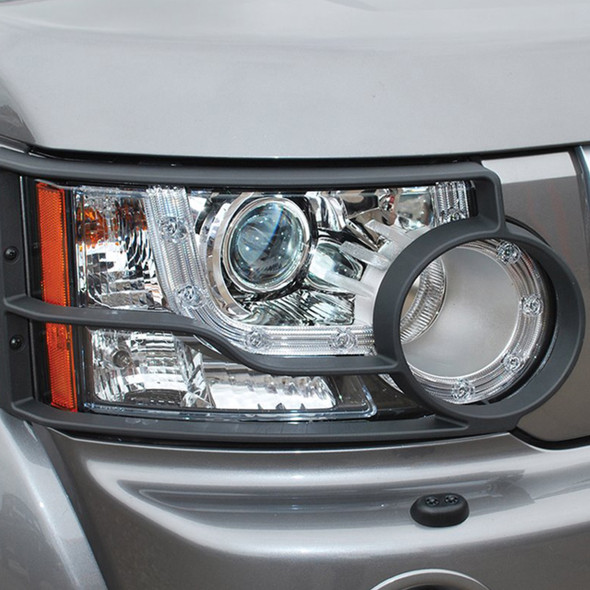 Land Rover Discovery 4 L319 Front Light Guards - VPLAP0008