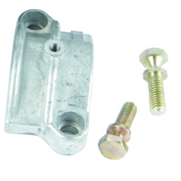 JGS4x4 | Land Rover Defender Steering Ignition Lock Clamp Kit - QRG500010KIT