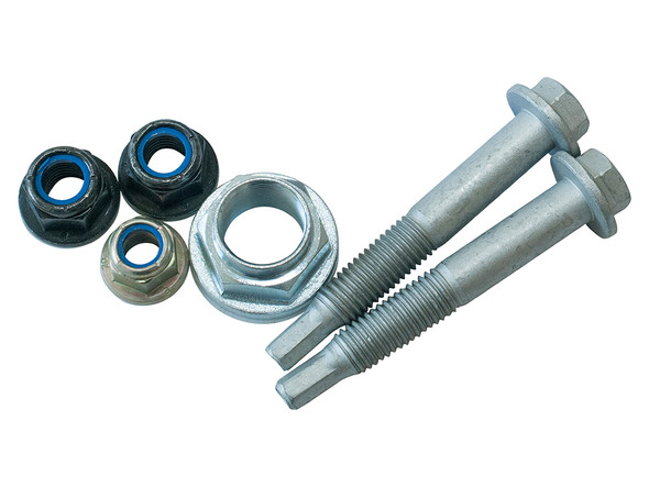 JGS4x4 | Land Rover Discovery 3 L319 Front Upper Suspension Arm Fitting Kit Nuts & Bolts - DA7212
