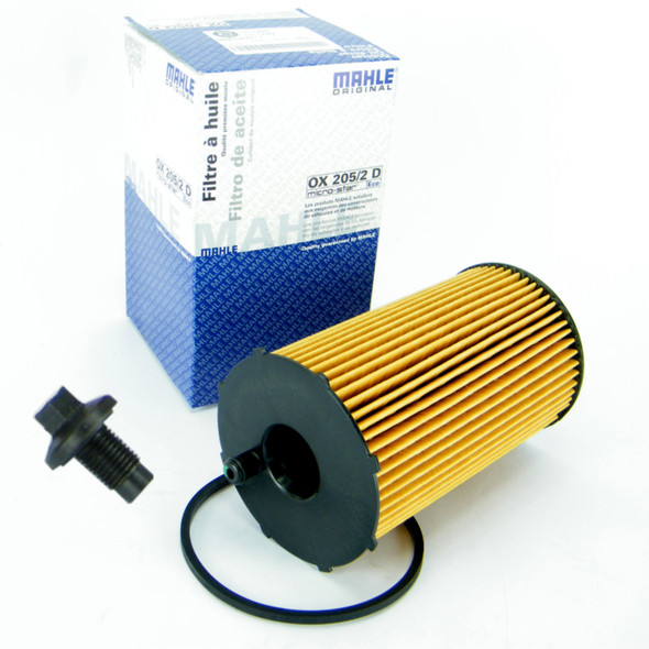 Land Rover Discovery 3, 4 & Range Rover Sport 2.7 TDV6 Oil Filter & Sump Plug