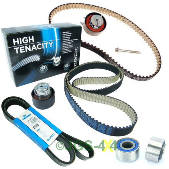 Range Rover Sport 2.7 TDV6 Full DAYCO Cambelt Timing Belt Kit With Idler Pulleys