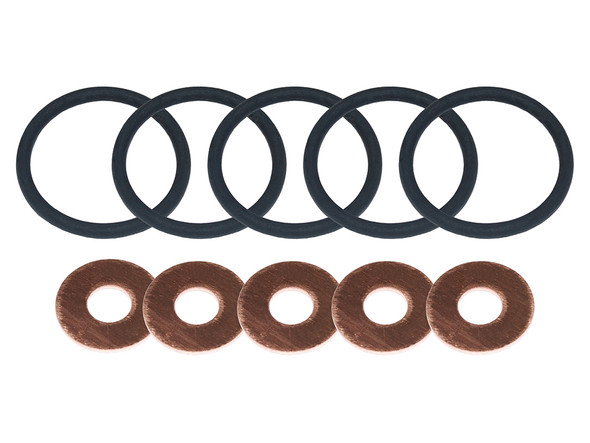 JGS4x4 | Land Rover Discovery 2 Td5 Diesel Injector Sealing O-Ring & Washer Kit - DA2479