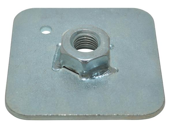 Universal Seat Belt Spreader Stress Fitting Plate - DA3502