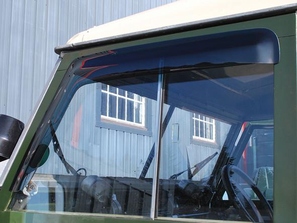 Land Rover Defender Front Window Wind Deflector Set - DA6078