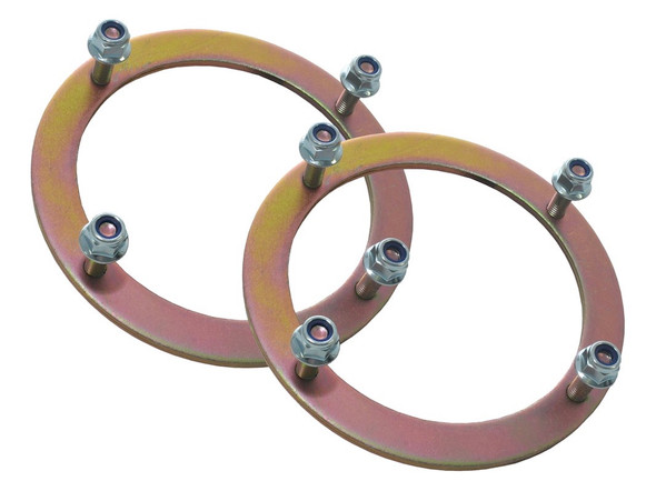 JGS4x4   Land Rover Defender Heavy-Duty Front Shock Absorber Turret Securing Rings - DA6338