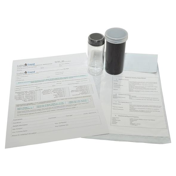 Oil Analysis Kit Lubetrend - DA6358