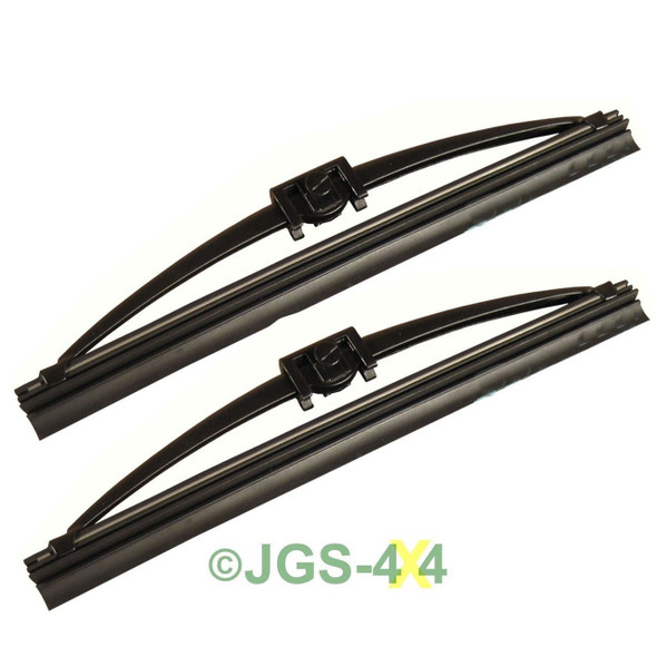 Land Rover Range Rover P38 Headlight Headlamp Wash Wiper Blades x2