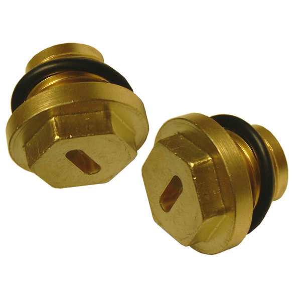 Discovery 2 Heavy Duty Brass Differential Filler Plugs
