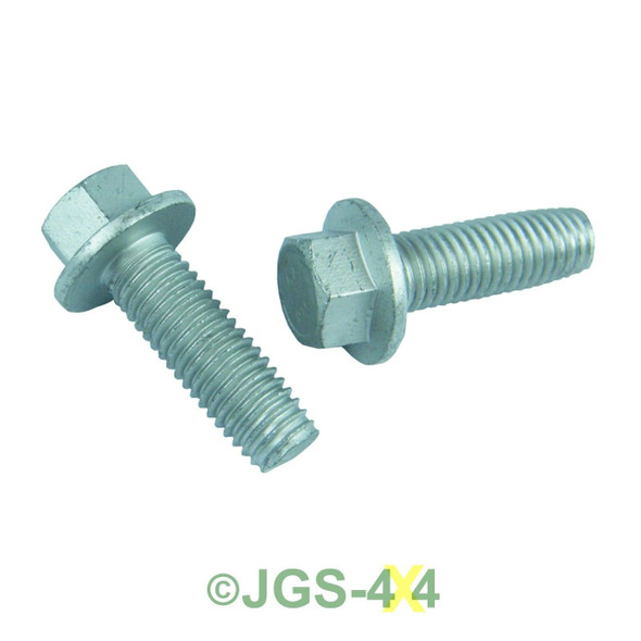 Land Rover Discovery 2 Front Shock Absorber Lower Fixing Bolts x2 - KYP500250