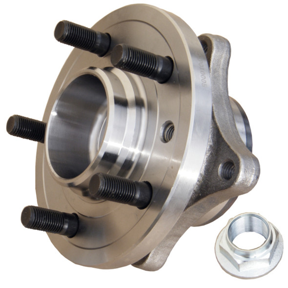 JGS4x4 | Land Rover Discovery 3 L319 Front Wheel Bearing Hub Assembly - LR076692