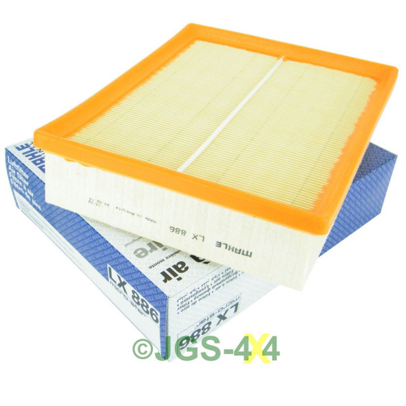 Land Rover Defender TD5 & Discovery 2 Air Filter MAHLE OEM - LR027408