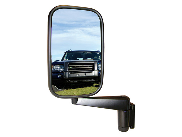 Land Rover Defender Wing Mirror Head Complete With Mirror Arms Pair - MTC5217