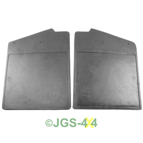 Land Rover Defender 90 Mud Flaps Rear - MXC6412 / MXC6413
