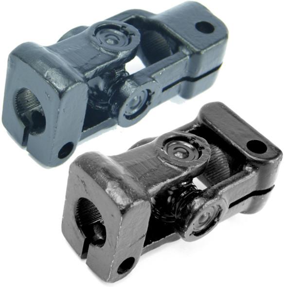 Land Rover Defender Steering Shaft Universal Joints Upper & Lower - NRC7387/7704