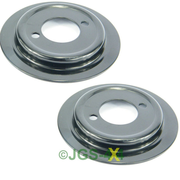 Land Rover Discovery 1 & Defender Coil Spring Seat Mount x2 - NRC9700