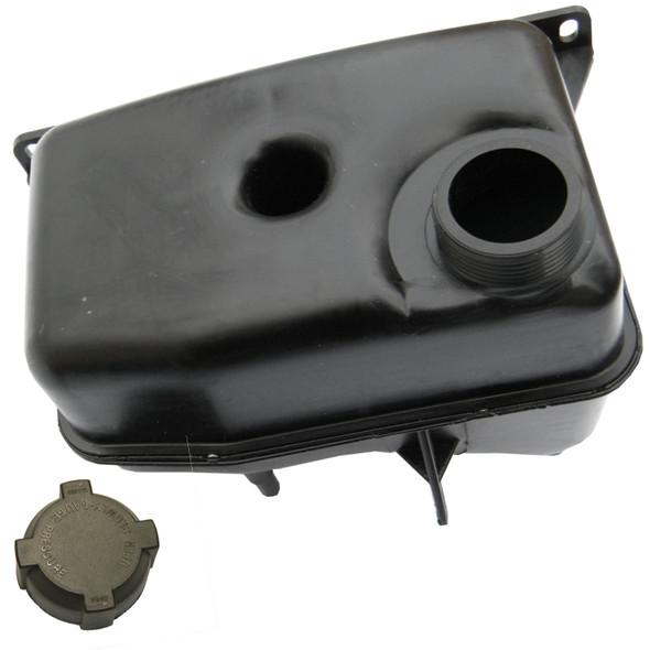 JGS4x4 | Land Rover Defender Tdi Coolant Expansion Header Tank & Cap - PCF101590_NTC7161