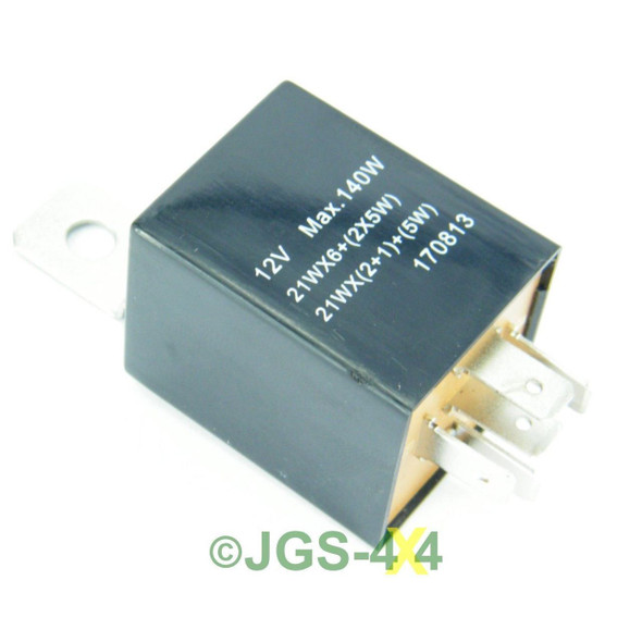 Land Rover Discovery 1 Indicator Flasher Relay - PRC8878