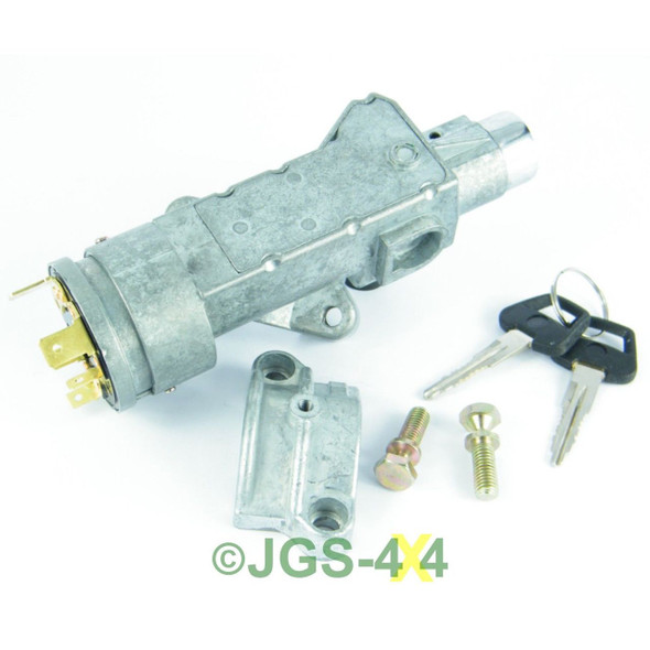 Land Rover Defender Steering Ignition Lock Kit 2.5D & 2.5TD - QRF100870K
