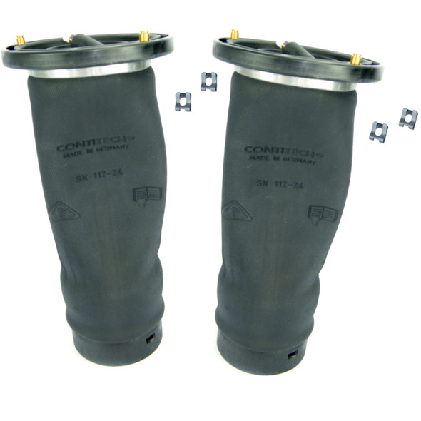 JGS4x4 | Land Rover Discovery 2 Rear Air Springs Suspension Airbags x 2 CONTITECH - RKB101200