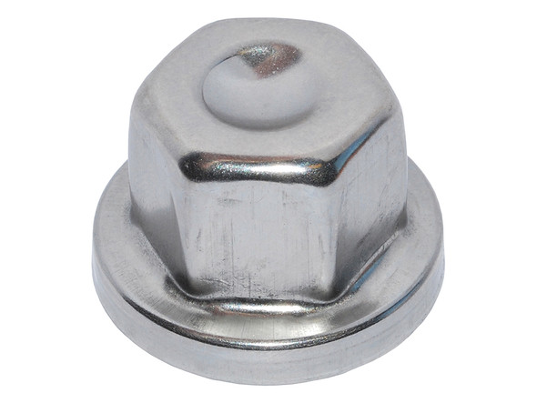 JGS4x4 | Land Rover Discovery 1 Locking Wheel Nut Cap Stainless Steel - RRJ100120