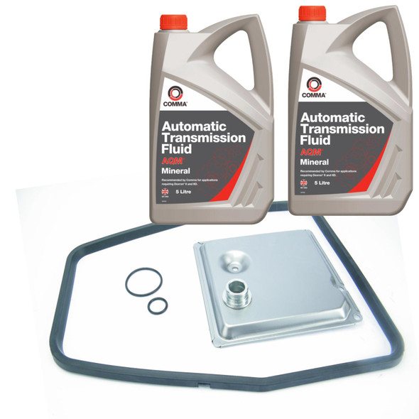 JGS4x4 | Land Rover Range Rover P38 Automatic Gearbox Filter Kit With ATF Fluid - RTC4653