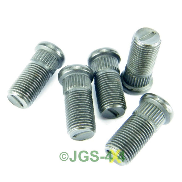 Land Rover Defender & Discovery Wheel Stud x5 - RUF000020