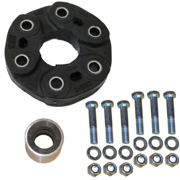 JGS4x4 | Land Rover Discovery 1 Rear Propshaft Rubber Coupling Kit OEM - TVF100010