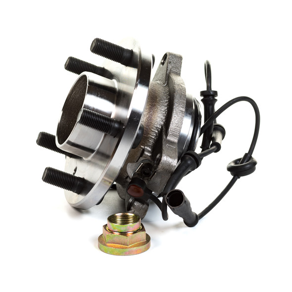 JGS4x4 | Land Rover Discovery 2 Front Wheel Bearing Hub Assembly With ABS Sensor - TAY100060