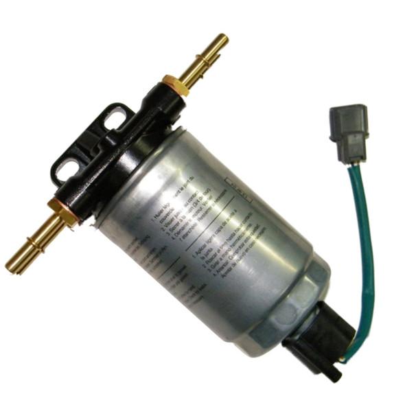 Land Rover Defender TD5 Diesel Fuel Filter Housing With Filter & Water Sensor - WJN000020