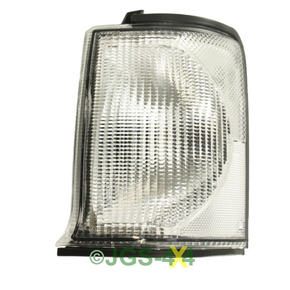 Land Rover Discovery 2 Front L/H N/S Left Clear Indicator Light Lamp -XBD100880