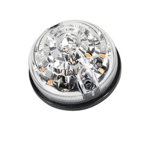 Land Rover Series & Defender Front Wipac Clear Indicator Lamp Led XBD500010LED