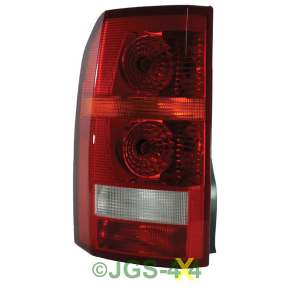 Land Rover Discovery 3 Tail Light Rear Lamp Left LH - XFB000573