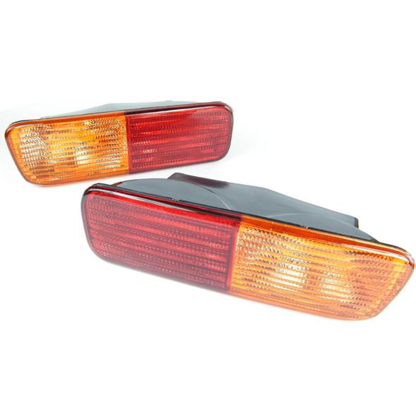 JGS4x4 | Land Rover Discovery 2 Rear Bumper Light Lamp Set -