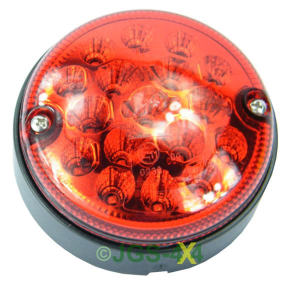 Land Rover Defender LED Fog Light 95mm NAS Style Lamp WIPAC - XFE500010LED