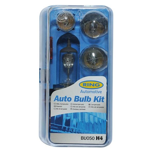 H4 Type Spare Light Bulb Kit Ring - DA5019