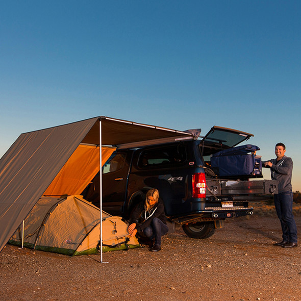 JGS4x4 | ARB Expedition Deluxe Awning Room With Floor 2.5m x