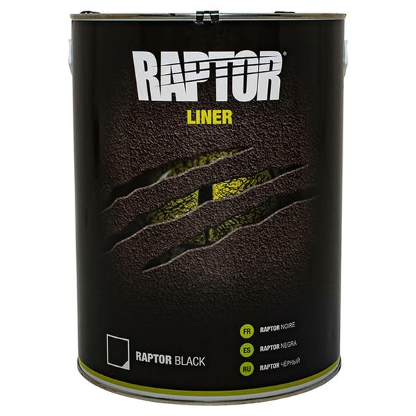 Raptor Liner 5 L Black U-POL - DA6370
