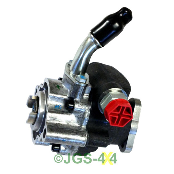 Land Rover Defender TD5 Power Steering Pump PAS - QVB101350