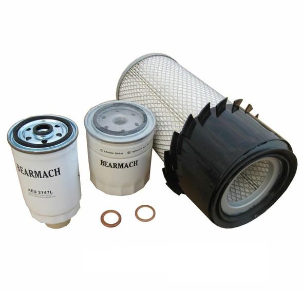 Land Rover Defender 200TDi Engine Service Filter Kit Oil Air Fuel - BK0012