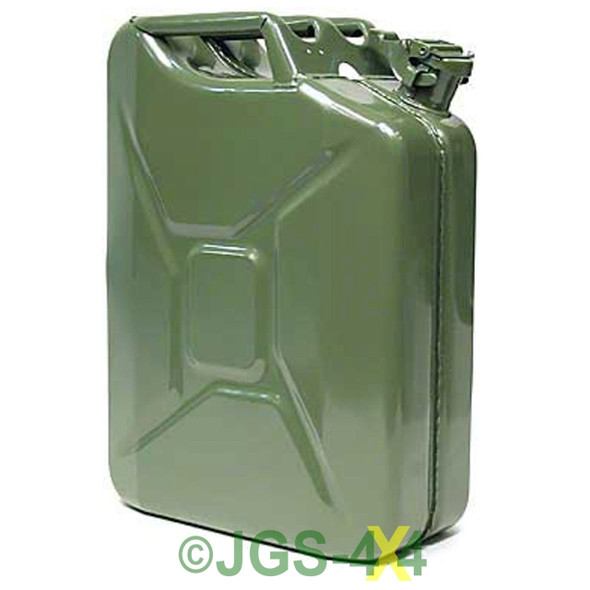 Jerry Can 20 Litre Green Terrafirma - GJC20G