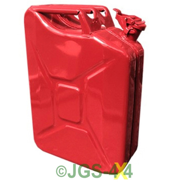 Jerry Can 20 Litre Red Terrafirma - GE1020R